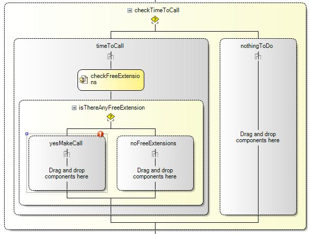 Создание приложения для исходящего обзвона в среде разработки 3CX Call Flow Designer - 4