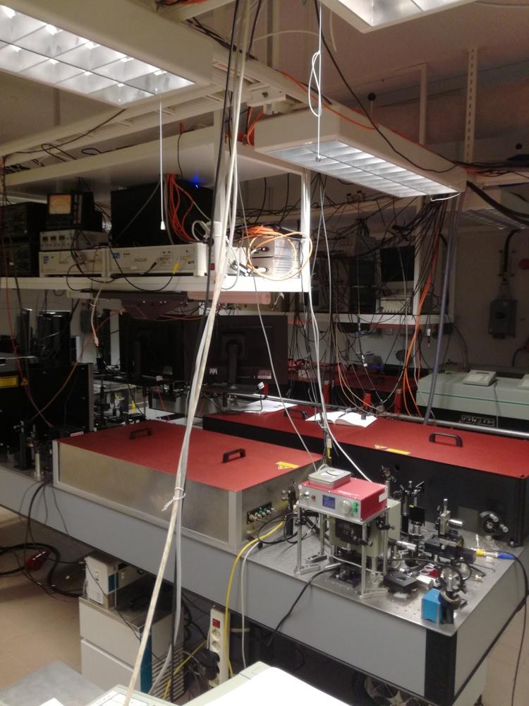 Ускорение протонов лазером из кусочка фольги - 12