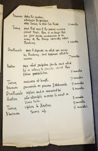 В кладовой Манчестерского университета нашли утерянные письма Алана Тьюринга - 5