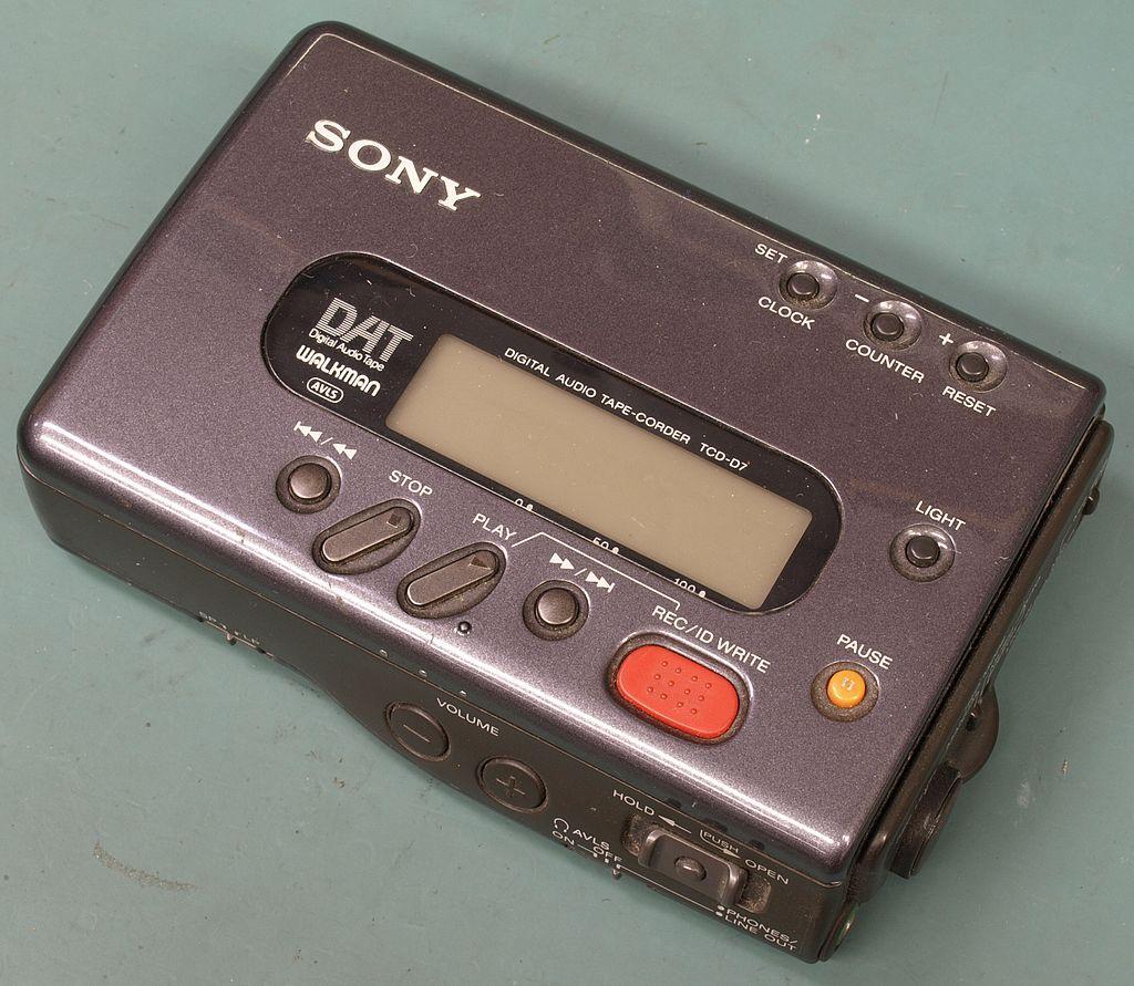 DAT: промахнувшийся убийца CD или еще один несправедливо забытый формат - 6