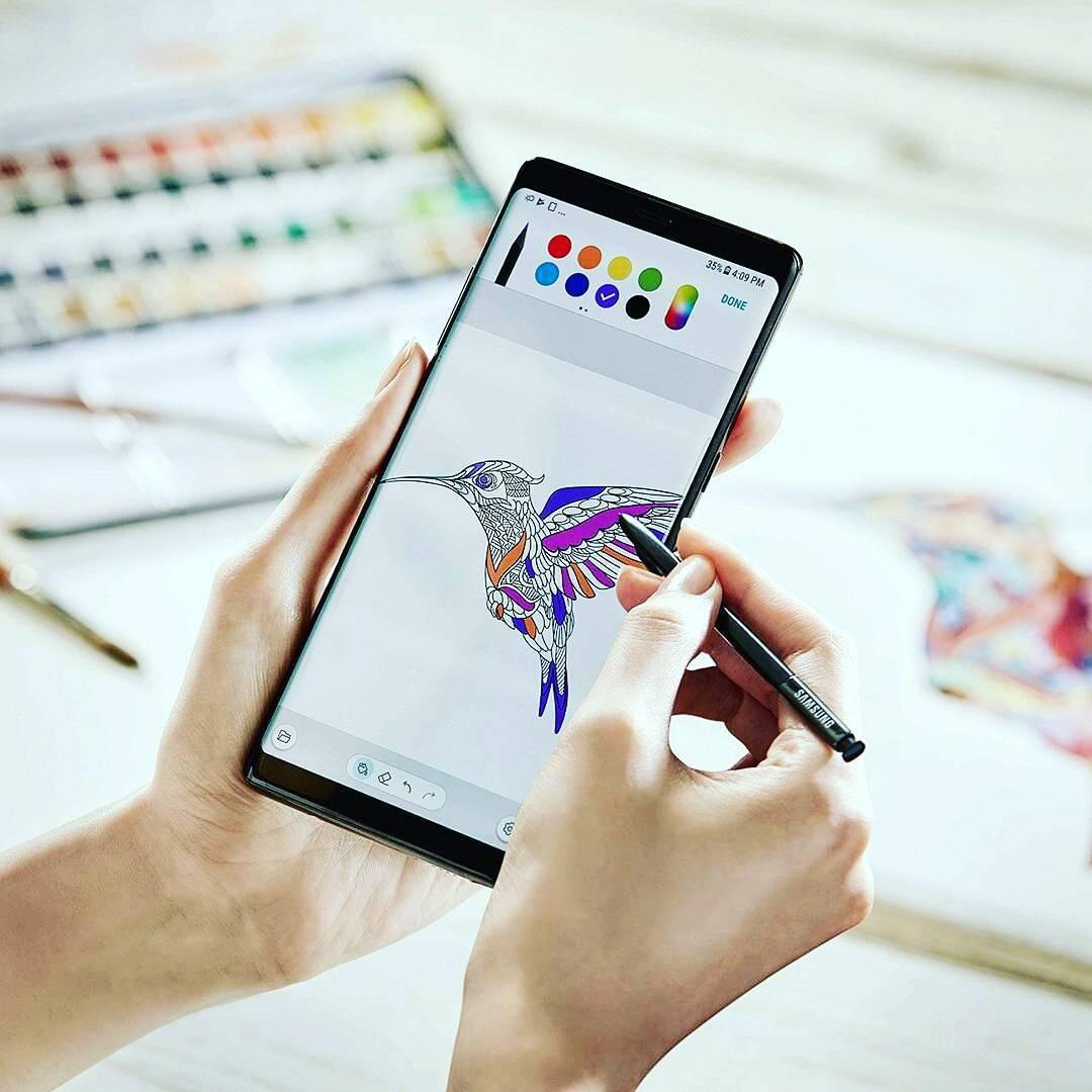 Galaxy Note 8: каким вышел новый флагман Samsung - 4