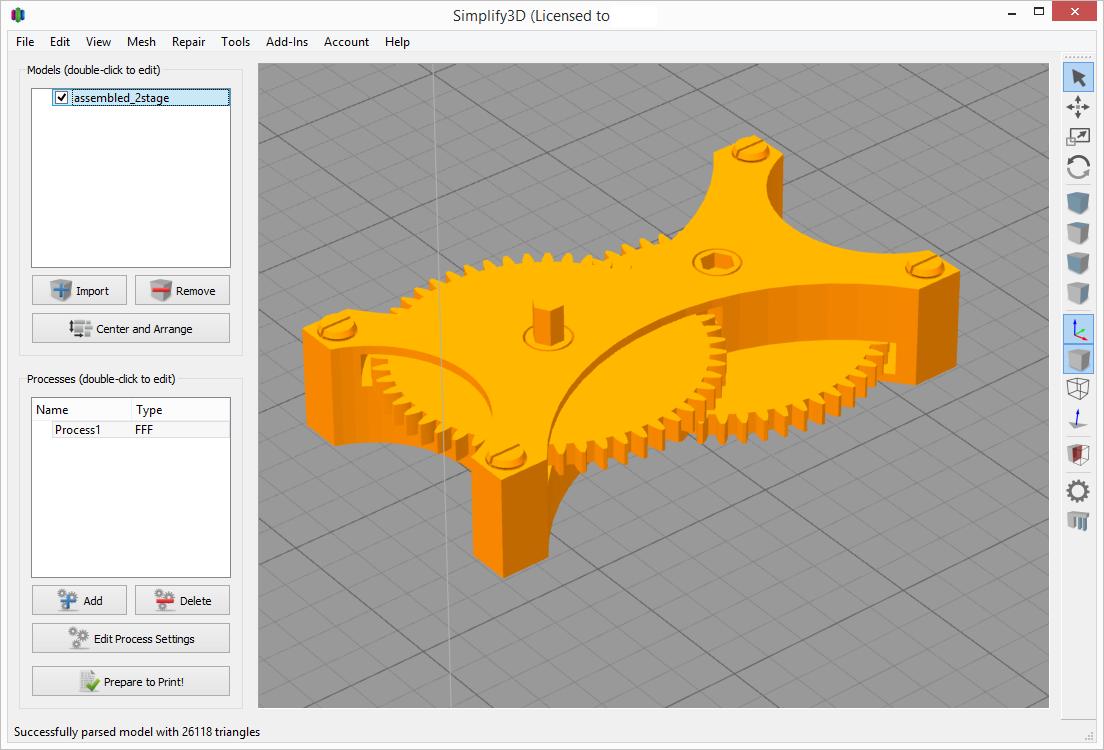 Обзор Simplify3D 4.0: новая версия слайсера - 2