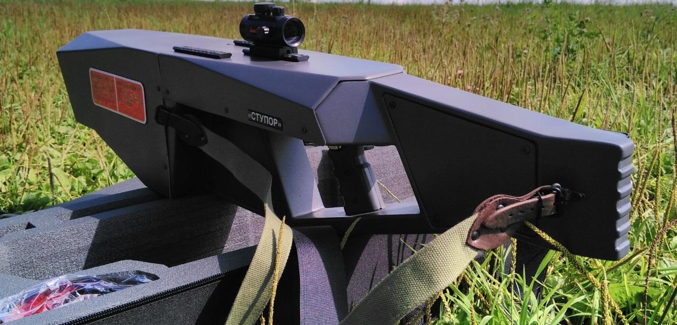 Ружья против дронов: зарубежные и отечественные - 13