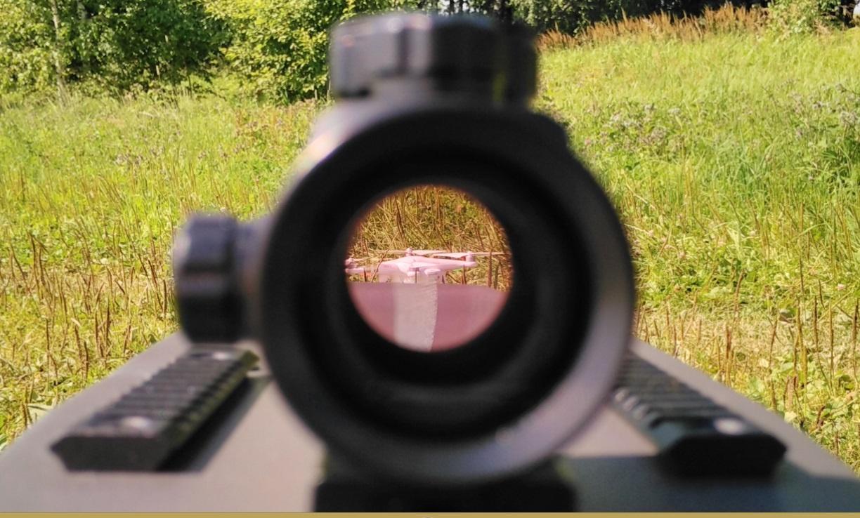 Ружья против дронов: зарубежные и отечественные - 17