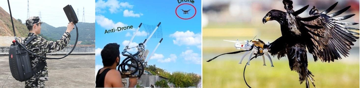 Ружья против дронов: зарубежные и отечественные - 2
