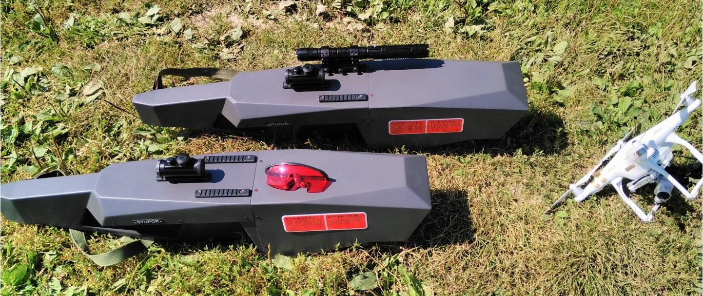 Ружья против дронов: зарубежные и отечественные - 20