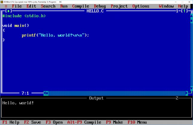 Как (и зачем) мы портировали Shenzhen Solitaire под MS-DOS - 3