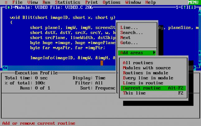 Как (и зачем) мы портировали Shenzhen Solitaire под MS-DOS - 7