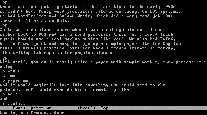 С днём рождения, Linux! Вспомним ядро 1.0 - 14