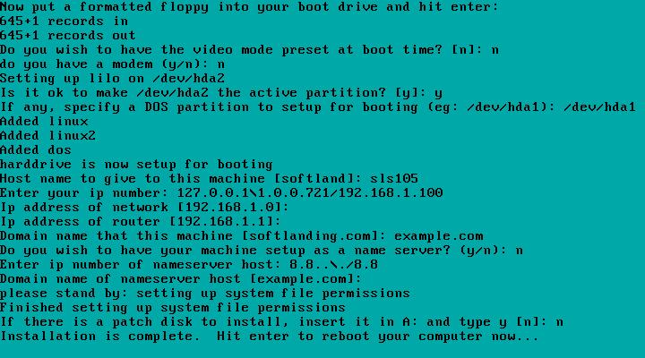 С днём рождения, Linux! Вспомним ядро 1.0 - 4