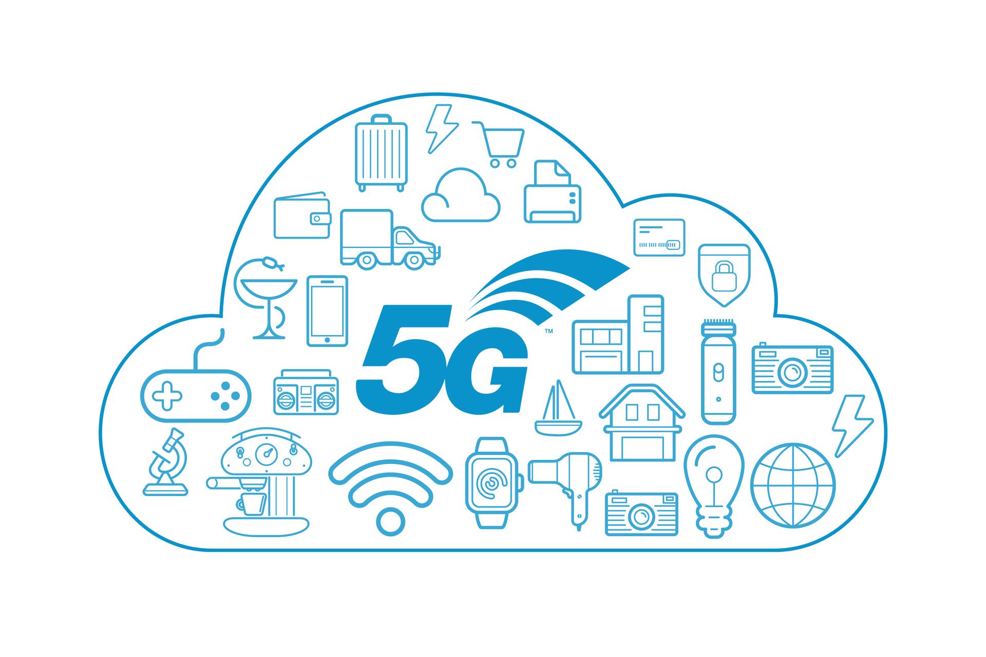Интернет вещей и 5G - 1