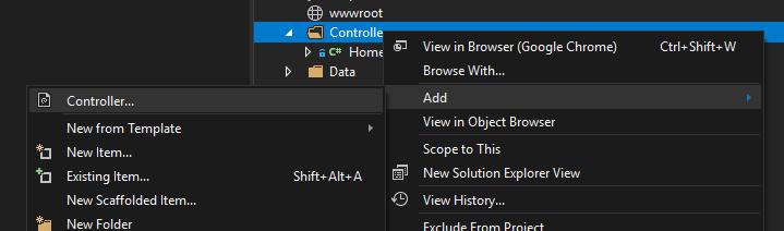 Логическая игра с нуля на ASP.NET Core 2, поиграем? - 7