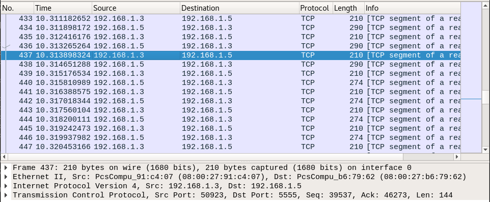 Маскировка UDP трафика в TCP-ICMP при помощи udp2raw - 8