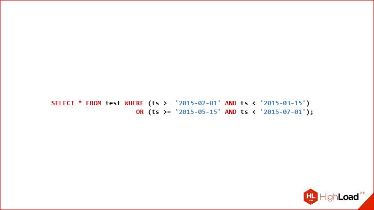 Секционирование PostgreSQL с помощью pg_pathman - 12