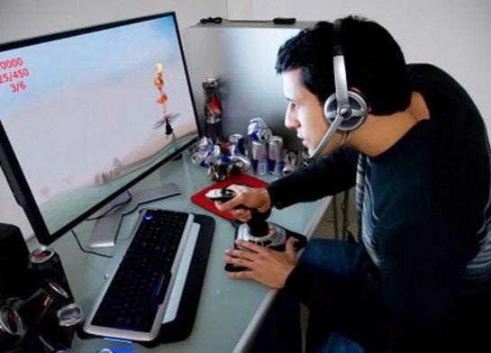 Видеоигры помогают избавиться от стресса на работе