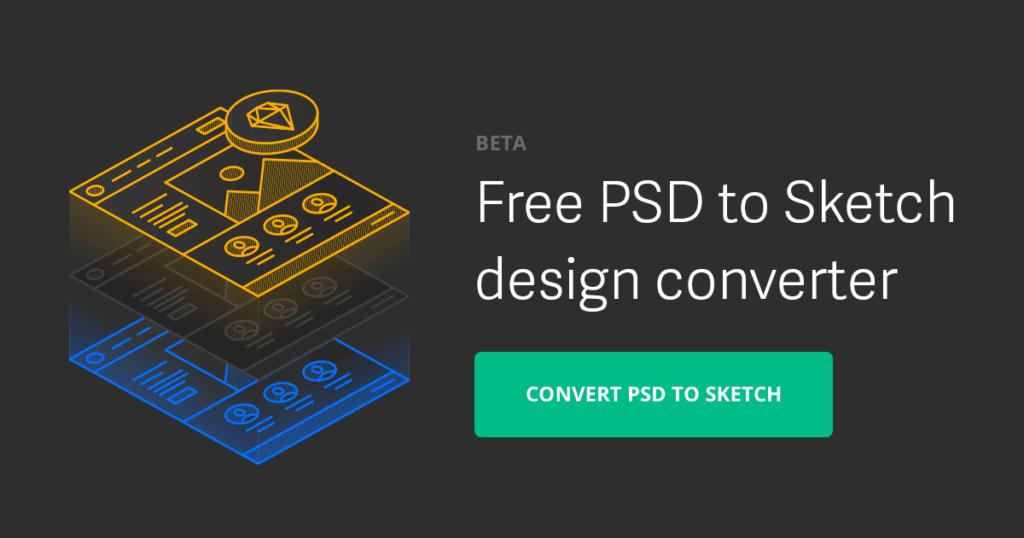 PSD to Sketch Design Converter