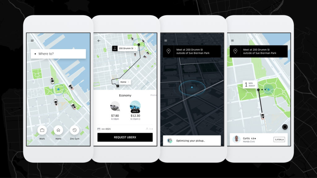 Uber — Perfecting the Pickup