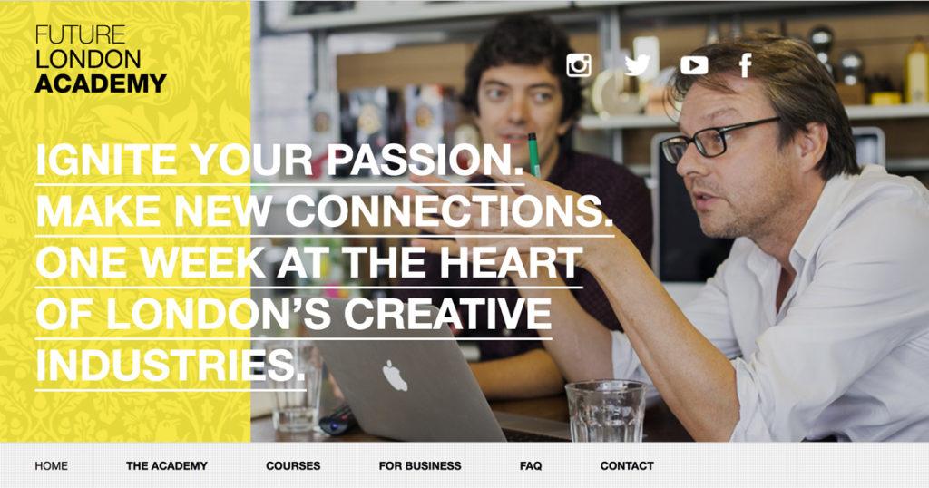 Курс Future London Academy 2017 поUX ипродуктовому дизайну