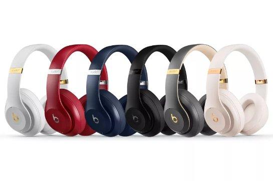 Появилиль новые беспроводные наушники Beats Studio 3