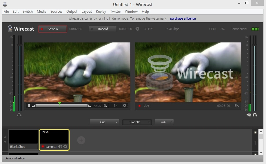 Транслируем WebRTC, RTSP и RTMP потоки на Media Source Extensions по протоколу Websocket - 10