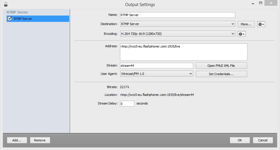 Транслируем WebRTC, RTSP и RTMP потоки на Media Source Extensions по протоколу Websocket - 9