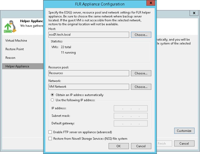 Разбор кейса с восстановлением файлов гостевой ОС в Veeam Backup & Replication - 4
