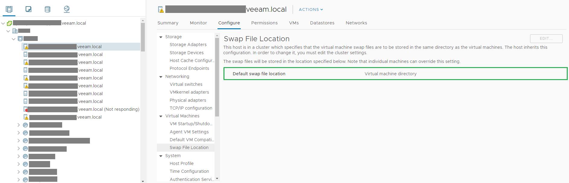 Разбор кейса с восстановлением файлов гостевой ОС в Veeam Backup & Replication - 5