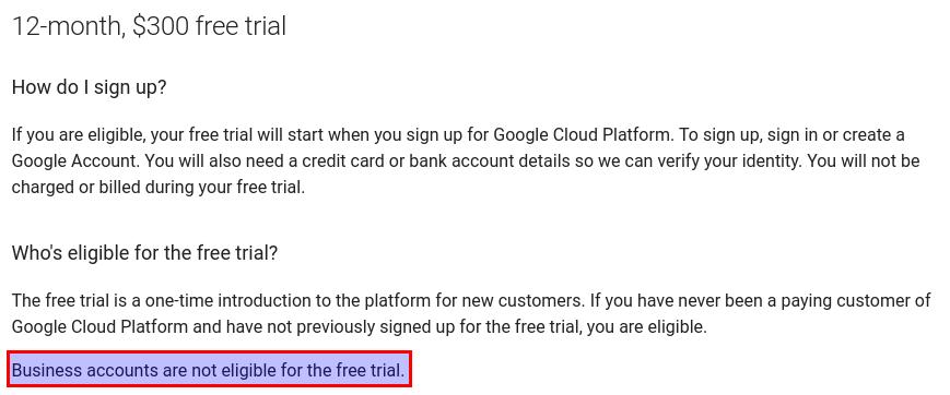 Выбираем бесплатный сервер в облаке для тестовых целей, домашних проектов и т.д - 3