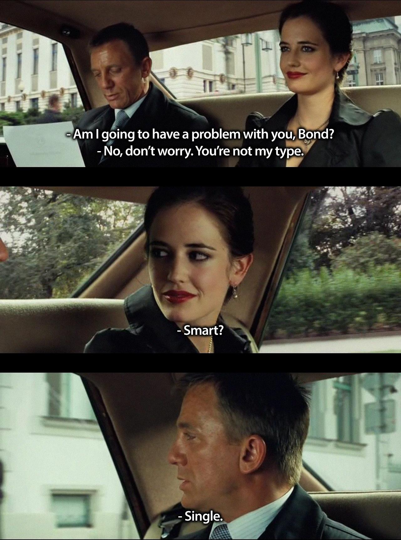 Кадры из фильма Казино Рояль (2006)