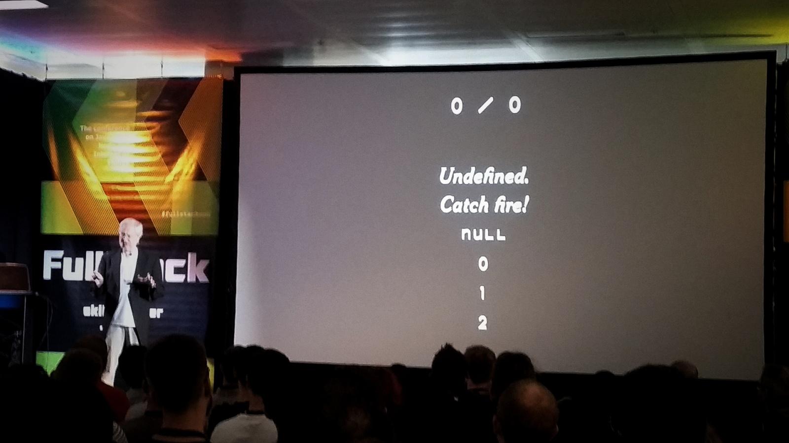 FullStack 2017 в Лондоне: детали - 2