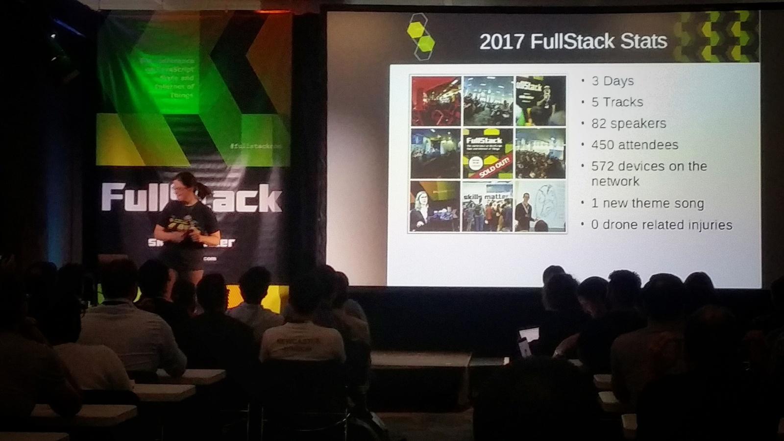 FullStack 2017 в Лондоне: детали - 3