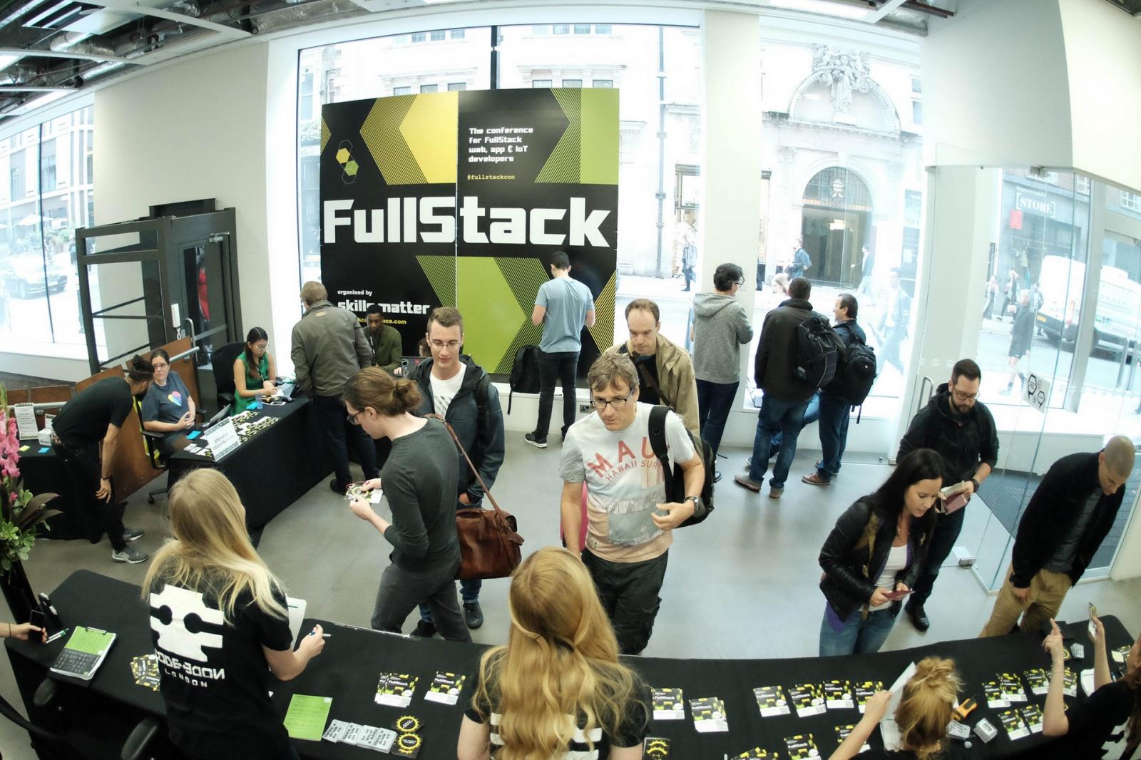 FullStack 2017 в Лондоне: детали - 1
