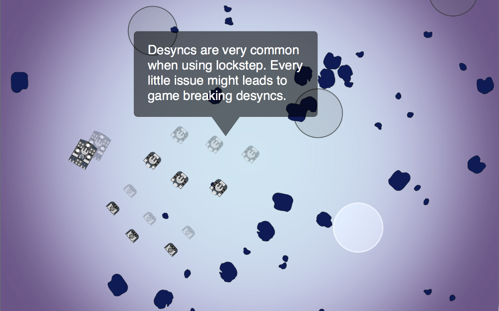 Не используйте Lockstep в стратегиях в RTS - 2
