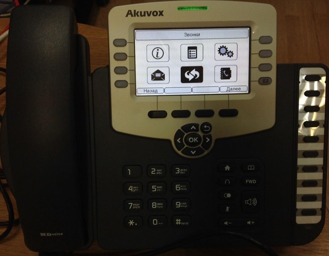 Опыт поднятия IP телефонии в отеле - 13