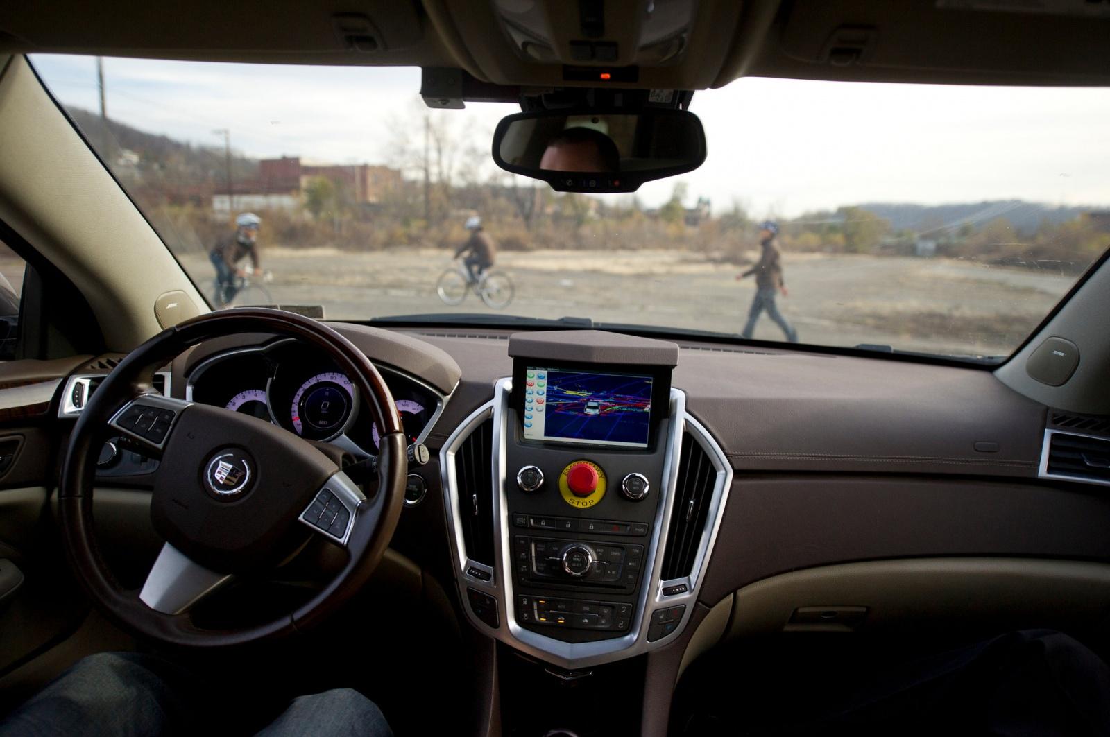 Робомобили в США разрешили тестировать на дорогах общего пользования во всех штатах - 2