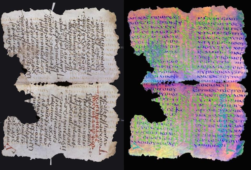 В монастыре Святой Екатерины нашли тексты на языках, считавшихся потерянными - 2