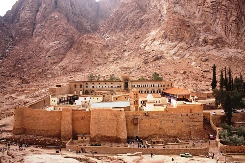 В монастыре Святой Екатерины нашли тексты на языках, считавшихся потерянными - 1