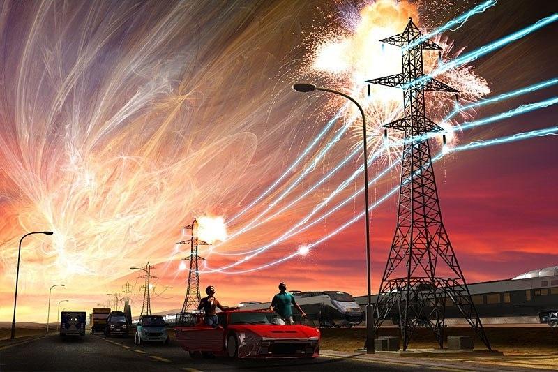 Электромагнитный апокалипсис или надежда на полярные сияния - 8