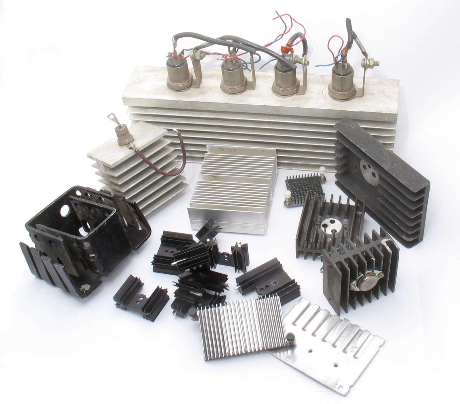 Руководство по материалам электротехники для всех. Часть 1 - 7