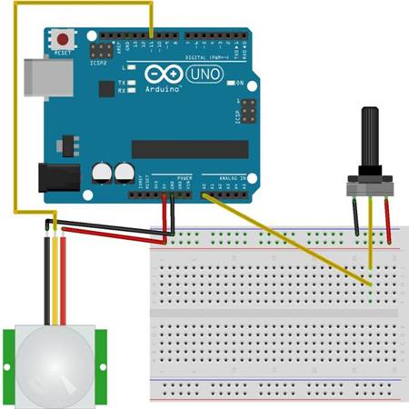 Использование Python для обработки в реальном масштабе времени информации от датчиков, работающих с Arduino - 1