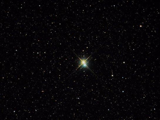 На необитаемой звезде нашли инфракрасное излучение