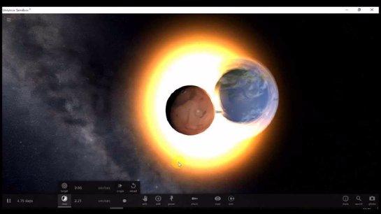 Вспышки на Солнце могут спровоцировать столкновение Венеры и Земли