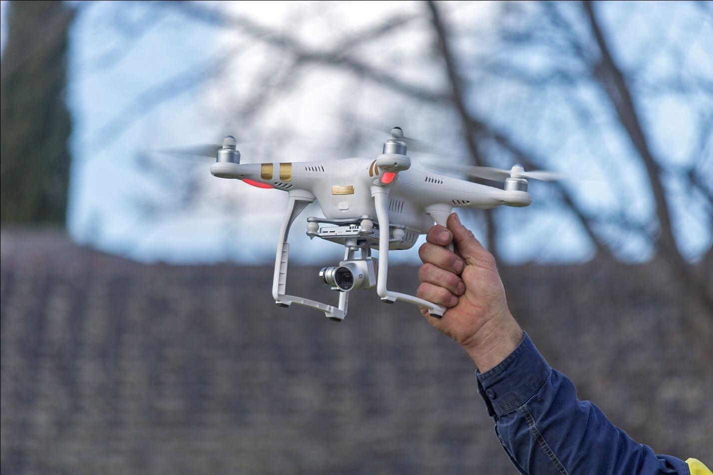Intel научит дроны самостоятельности - 1