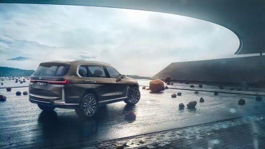 BMW представила новую концепцию SUV
