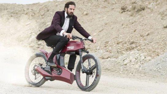 Düsenspeed обеспечивает работу мотоциклов в ретро-моделях e-bike