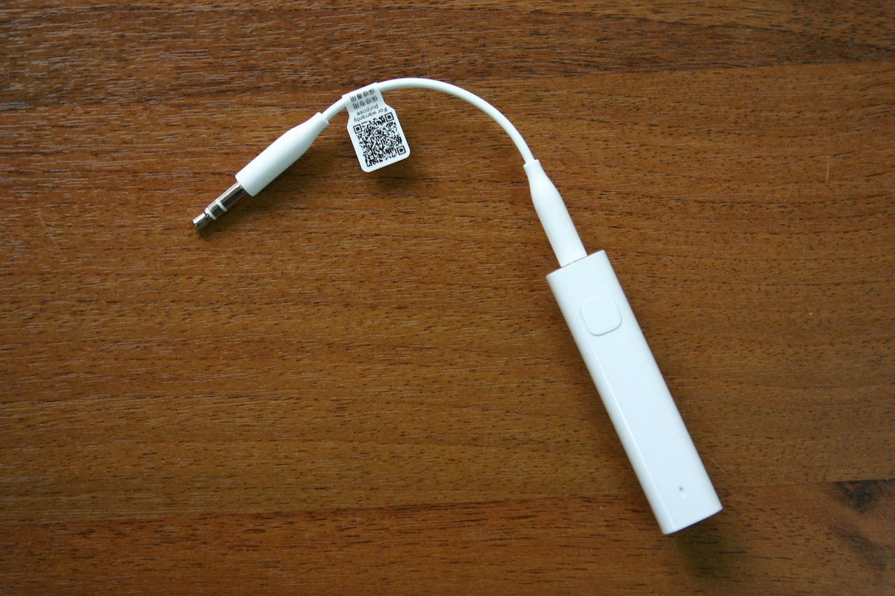 Xiaomi Bluetooth Audio Receiver — на этот раз не самый дешевый в своем классе - 5