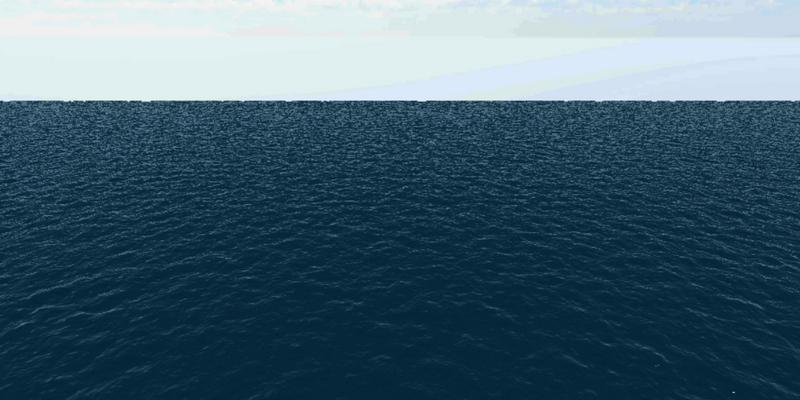 Быстрый рендеринг океанских волн на мобильных устройствах - 5