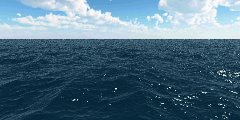 Быстрый рендеринг океанских волн на мобильных устройствах - 8
