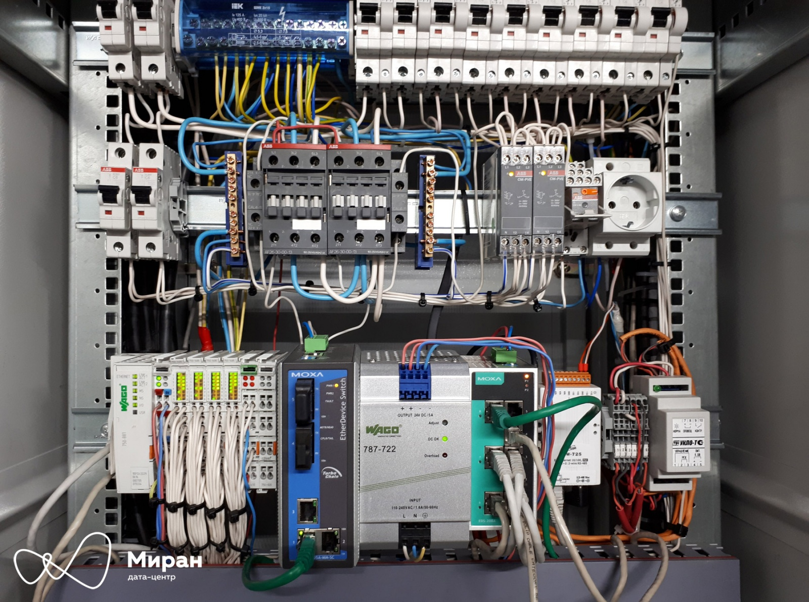 Инженерные системы наших дата-центров и их мониторинг, часть первая - 11
